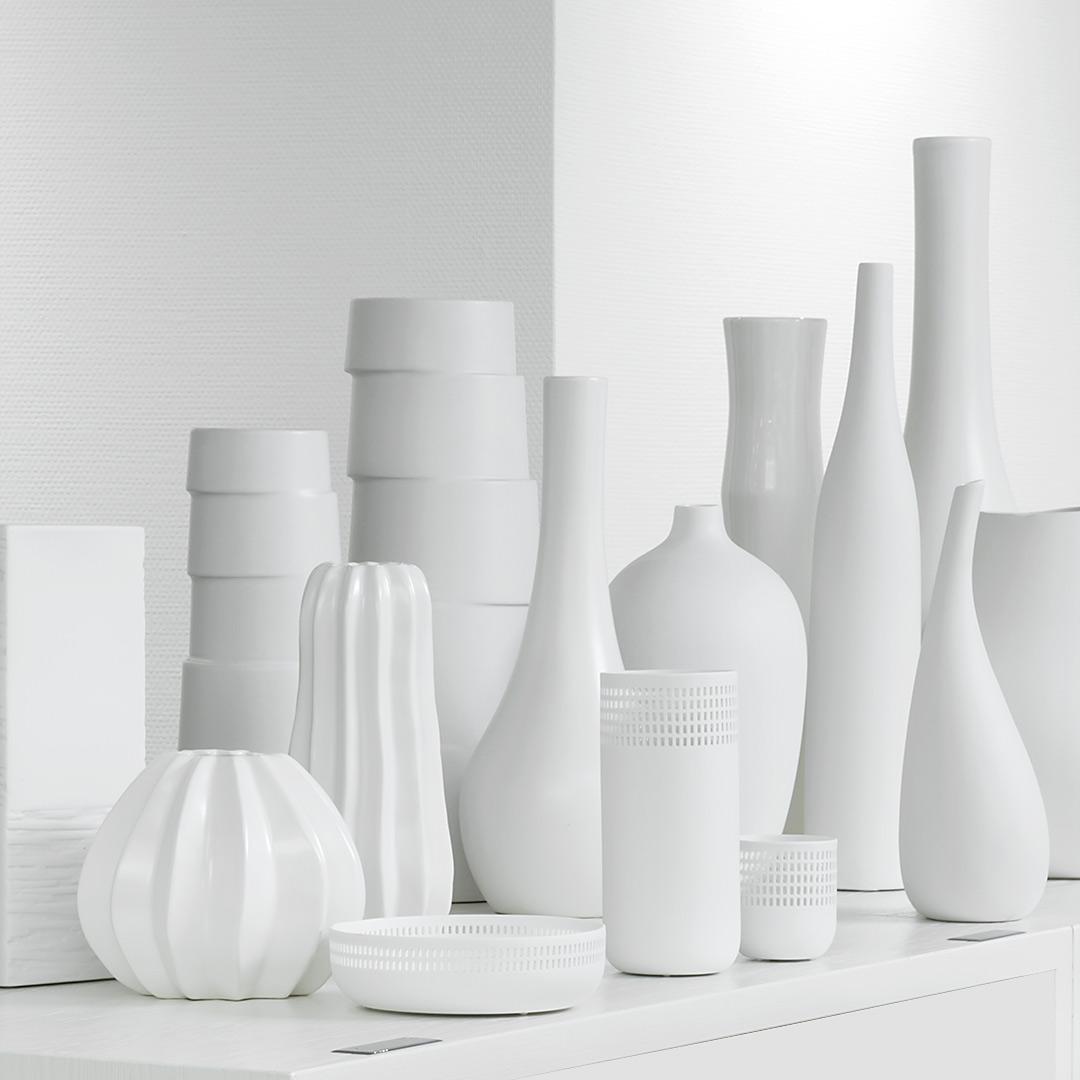 Produkte: Accessoires wie Vasen und Keramik