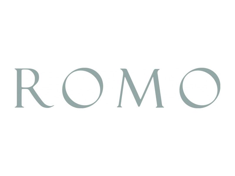 Gardinen und Polsterstoffe: Romo