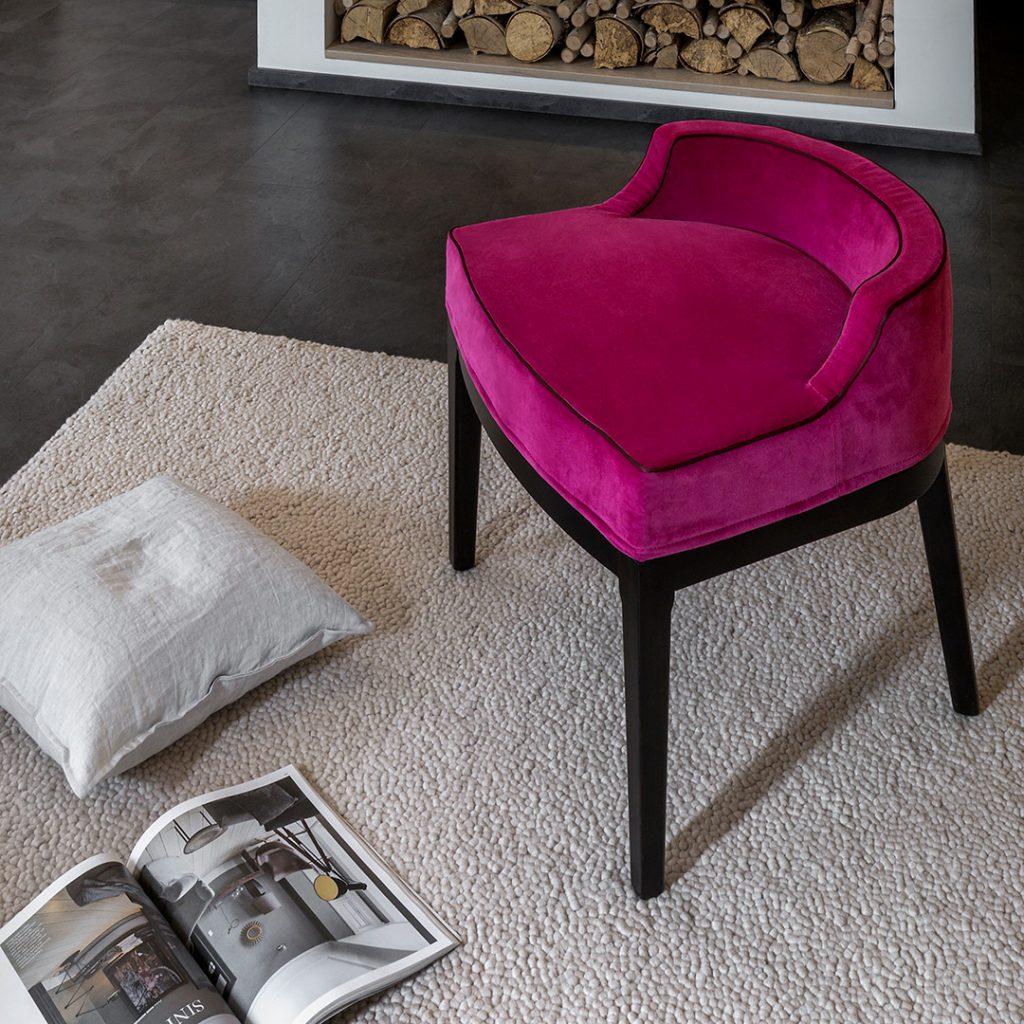 Produkte: Polster, Teppich, Boden und Accessoires