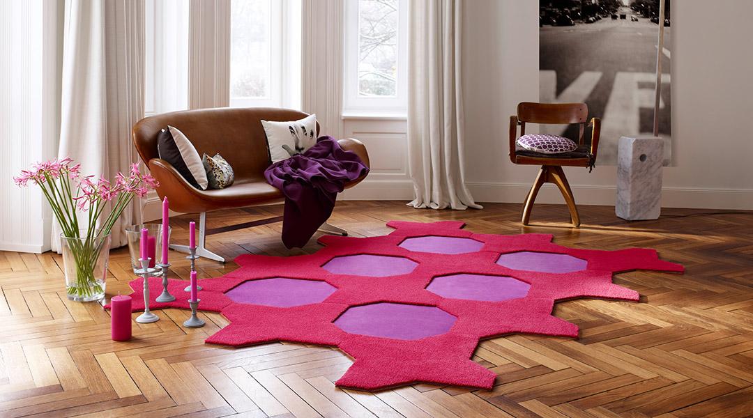 Produkte: Bodenbeläge Teppich 01