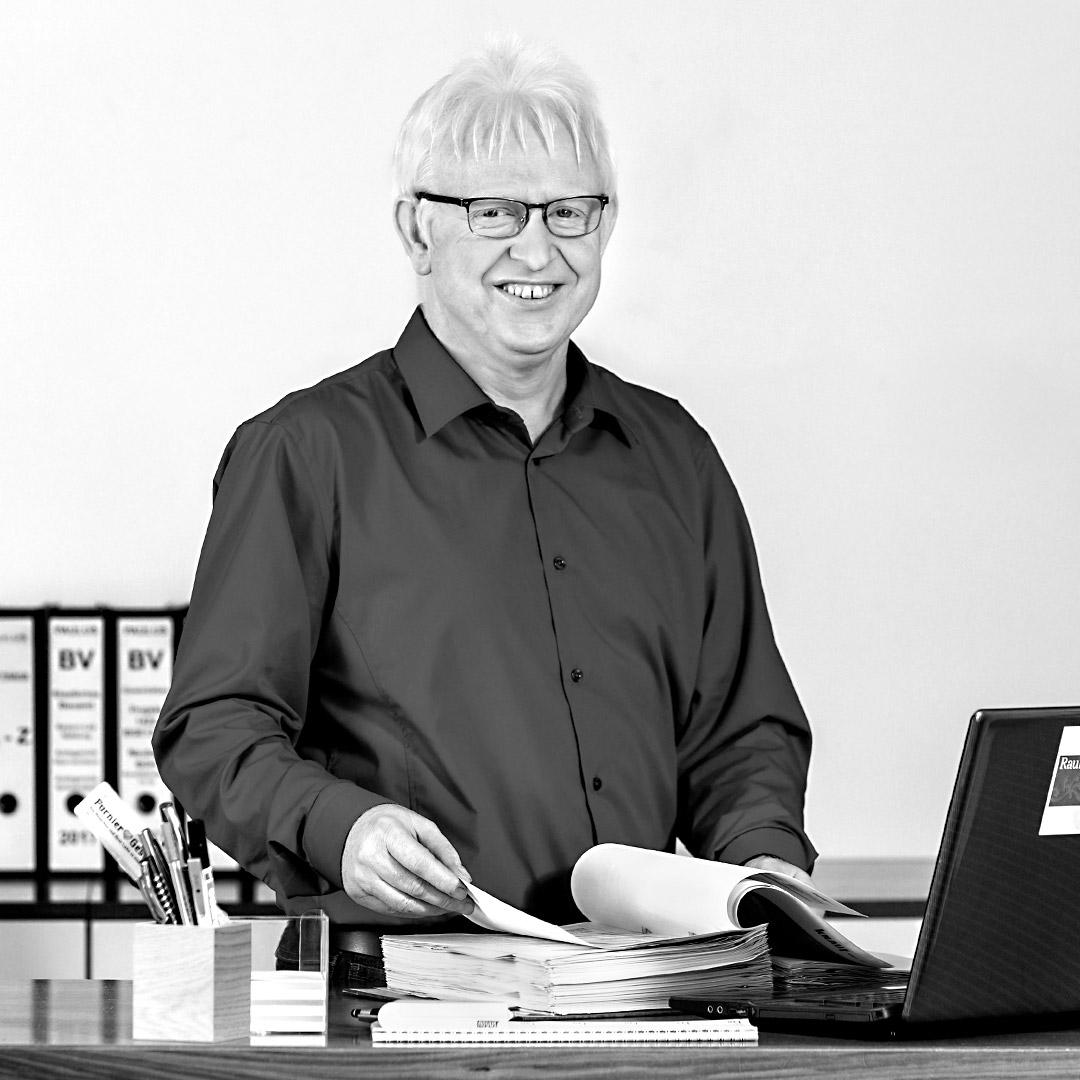 Unser Team: Wolfgang Schöpf